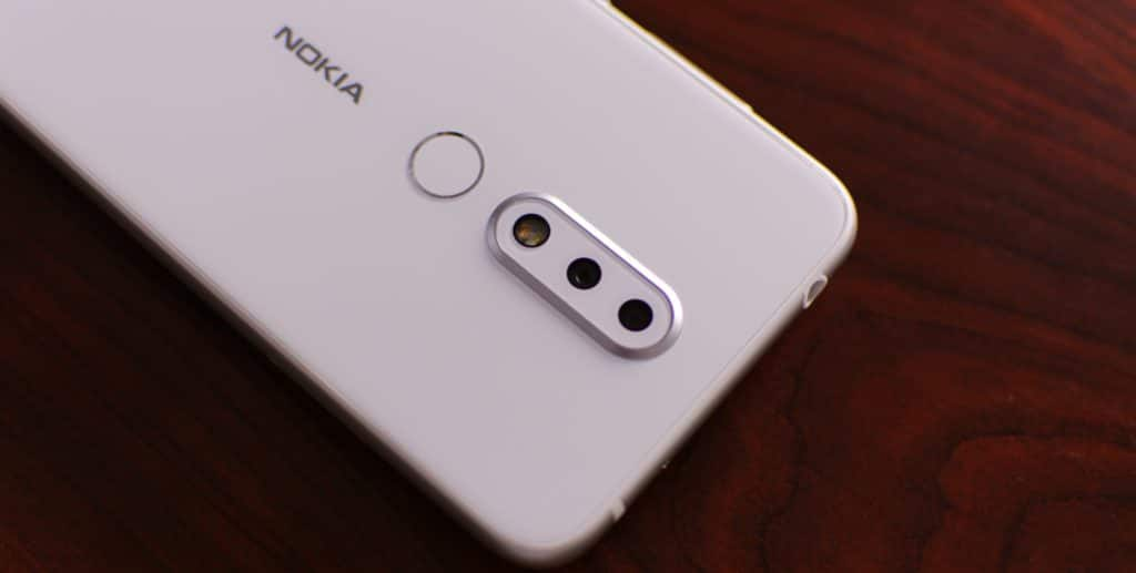 Nokia Android One Smartphone