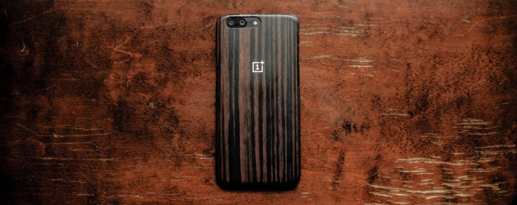 OnePlus 5 Stock Android Smartphone
