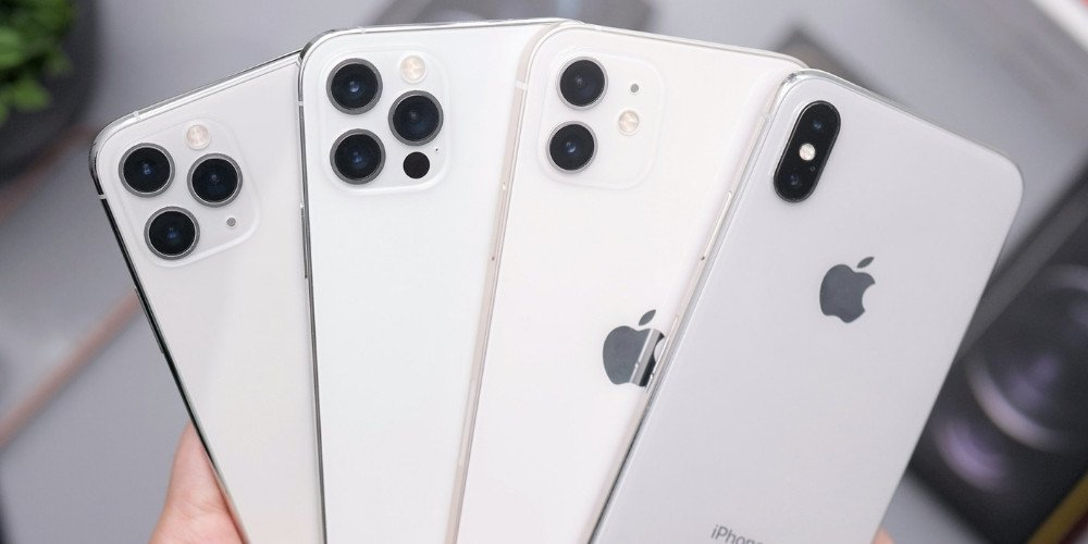Apple iPhone Vergleich