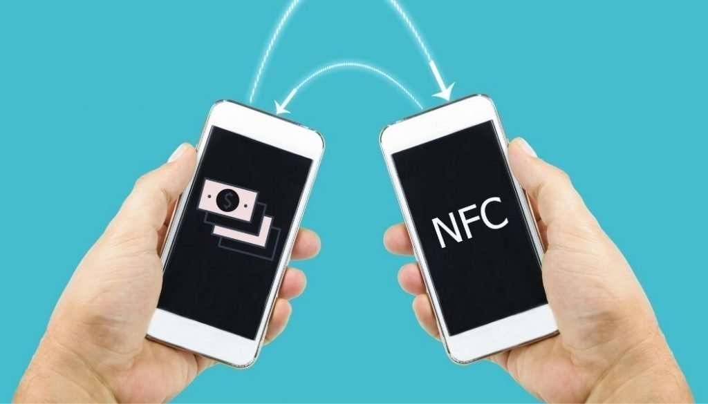 Datenübertragung über NFC