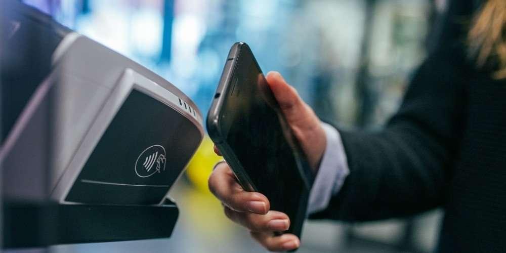 NFC Handy