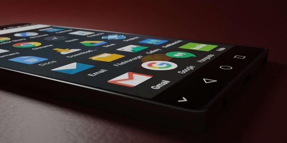 Mittelklasse Smartphones mit Stock Android