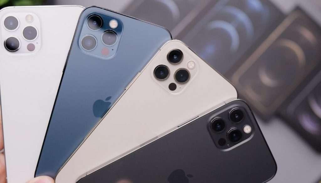 iPhone 12 Pro Farben und Design