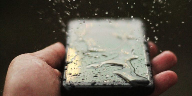 Wasserdichte Handys