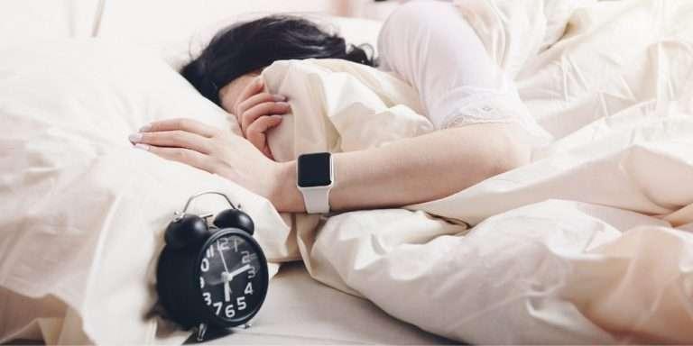 Apple Watch Schlafanalyse