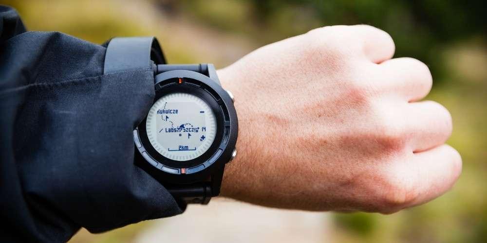 GPS Uhr