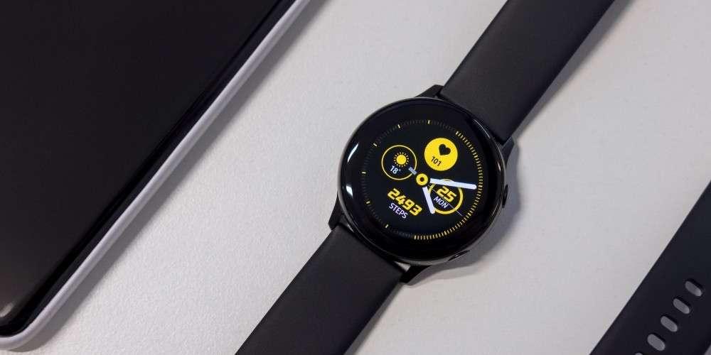 Samsung Fitness Uhr