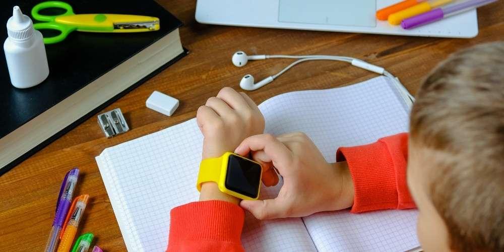Smartwatch Kinder